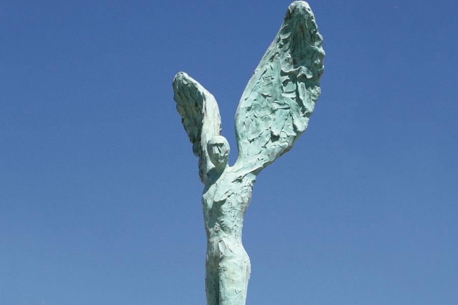 Frank Arnold Sculpture, Artist in Cabo, San José del Cabo